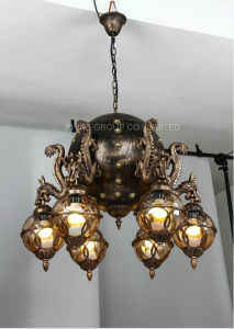 Antique Round Fixture Decorative Living Indoor Pendant Lamp pictures & photos