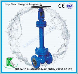 API Bellow Sealed Gate Valve pictures & photos