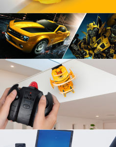 R/C Deformation Bumblebee (License) Car Toy for Kids pictures & photos