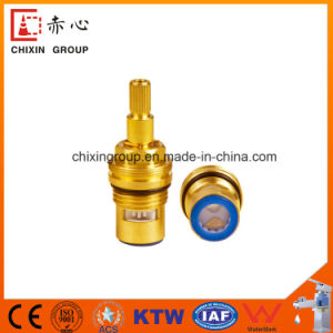Brass Ceramic Disc Cartridge Valve pictures & photos