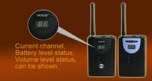 High Quality Wireless Tour Guide Systems pictures & photos