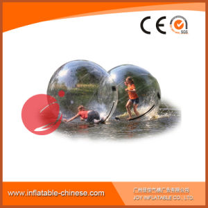 Transparent Inflatable Water Zorb Ball Water Hamster Ball Dia 2m with Germany Zip Z1-001 pictures & photos