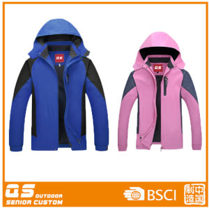 Sports Windproof Outdoor Jackets for Lovers pictures & photos