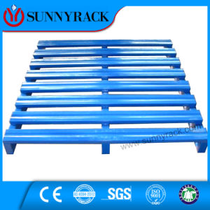 Customized Galvanized and Powder Coating Steel Pallet pictures & photos