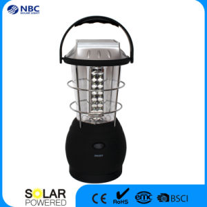 High Quality Super Bright Emergency Light Solar Camping Light pictures & photos