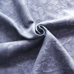 Good Quality Cotton Fibre Jacquard Fabric Soft Comfortable Jacquard Fabric pictures & photos