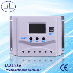 PWM 60A Intelligent Solar Charge Controller pictures & photos