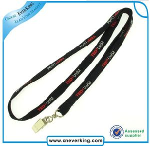 Hot Sell Printed Tube Lanyard with ID Card Holder pictures & photos