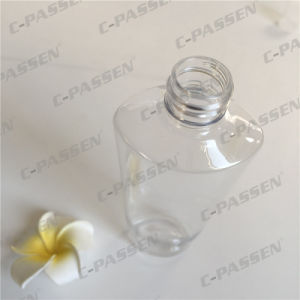 Plastic Packaging 80/100ml Clear Pet Bottle with Spray Pump (PPC-PB-061) pictures & photos