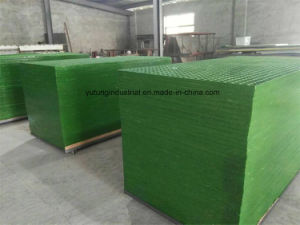 Gratings Grids Fiberglass Grating Platform FRP Grating pictures & photos