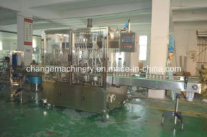 Top Grade Automatic Lobe Pump Filling Machine for Various Paste and Liquid pictures & photos