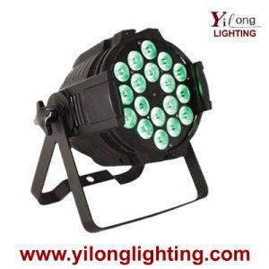High Power DMX512 LED PAR64 Wedding DJ Club Theater Lighting