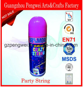 Magic Silly String Spray pictures & photos