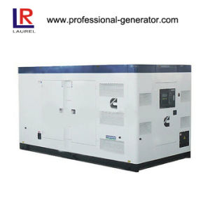Silent 375kVA Natural Gas Generator Approved by CE 300kw pictures & photos