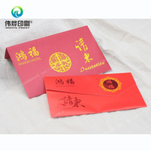Paper Printing Happiness Invitation / Wedding Cards pictures & photos