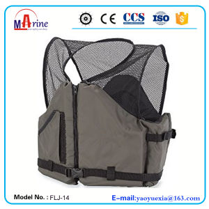 Sports Mesh Fishing Life Jacket Vest pictures & photos