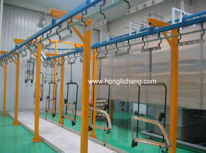 Automatic Powder Spray Coating Equipment for Car Parts pictures & photos