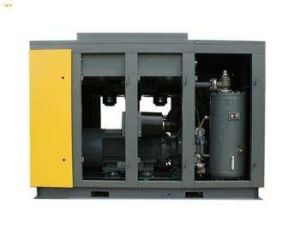 Coupling Drive Screw Type Air Compressor Device for Industrial Equipment Thermal Spray Equipment Manufacturer Accessories Equipped