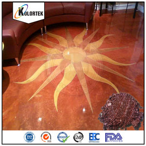 Metallic Pigment for Floor Coating pictures & photos