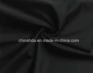 Bright Black Polyester Fabric Used for Swimwear (HD1202264) pictures & photos