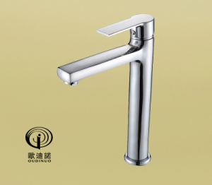 Brass Body Single Lever Kitchen Faucet 70069 pictures & photos