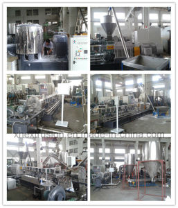 Ml Two-Stage Plastic Film Granulation Production Line pictures & photos