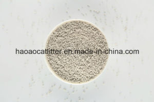 1-2mm Round Ball & White Bentonite Cat Litter pictures & photos