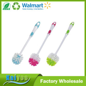 Plastic Bath Cleaning Brush with Long Handle and Short Handle pictures & photos