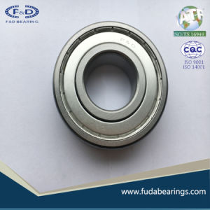 F&D Deep groove ball bearing 6307 ZZ-C3 for auto parts pictures & photos