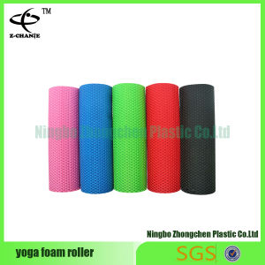 Exercise Gym Fitness Foam Roller Yoga Pilates Massage Smooth Foam Roller pictures & photos