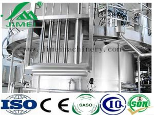 Complete Automatic Factory Milk Extract Milk Processing Equipment Plant pictures & photos