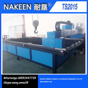 Table CNC Metal Plate Plasma Cutting Machine pictures & photos