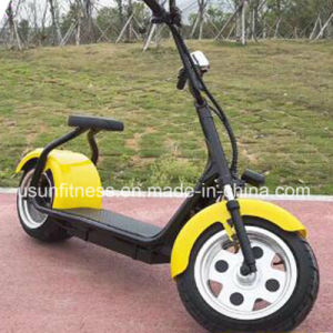 Aluminium Wheel Electric Motorcycle 60V/12ah High Speed Adult Electric Scooter pictures & photos