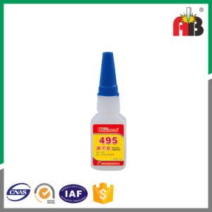 Dy-495 Low Viscosity Plastic Bonding Clear Liquid Glue pictures & photos