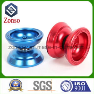 Custom Aluminum Precision CNC Machine Parts Anodized Yoyo Ball Toy pictures & photos