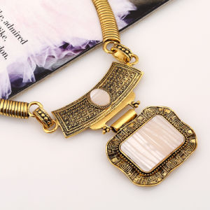 Fashion Metal Alloy Earring Necklace Set Jewelry pictures & photos