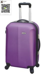 ABS Zipper Style Luggage for Travel pictures & photos