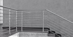America Stainless Steel Rod Railing pictures & photos