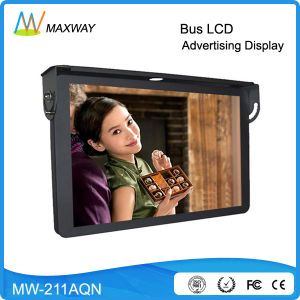 21.5 Inch Andriod Network WiFi 3G 4G Roof Mount Bus LCD TV Monitor 24V pictures & photos