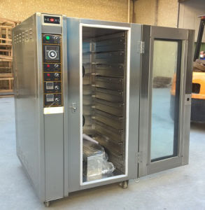 Hot-Sale Commercial Restaurant Kitchen Equipment 10 Tray Electric Convection Oven pictures & photos