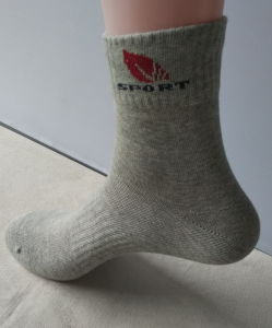 Men Sports Socks pictures & photos