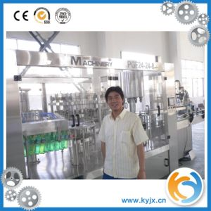 Carbonated 4 in 1 Beer Fillling Peoduction Line pictures & photos