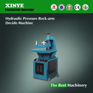 Hydraulic Pressure Swing Arm Cutting Machine pictures & photos