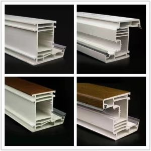 Exterior Wrapping PVC Foil for Window & Door Profiles pictures & photos