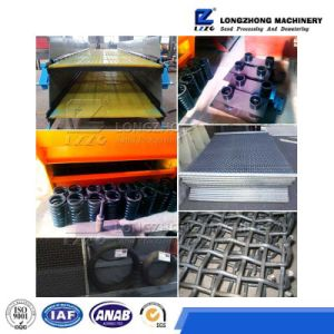 Linear Vibration Screen Linear Vibrating Sieve Details pictures & photos