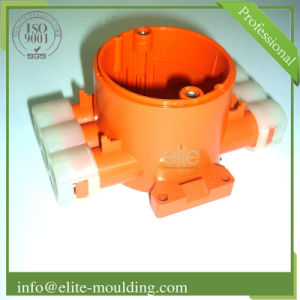 Plastic Parts Tooling for Cable Reels and Injection Mould