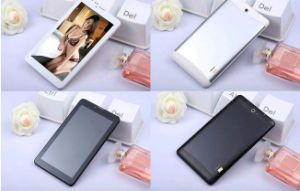 Tablet PC 7 Inch Quad Core 4G WCDMA  Front 2.0MP Rear 5.0MP 1280*800 IPS Bluetooth Android Tablet pictures & photos