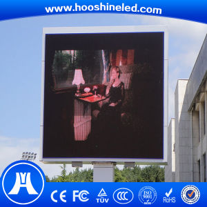 Long Durability P10 SMD3535 LED Outdoor Display Screens pictures & photos