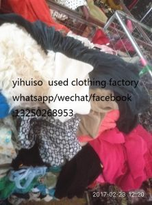 Wholesale Used Clothing From China Used Clothing Secondhand Clothing Importers pictures & photos