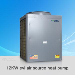 12kw Heat Pump Water Heater Vertical Model pictures & photos